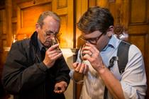 In pictures: The Macallan opens doors to London lair with Esquire