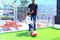 Uber and Manchester United create fan experience in India