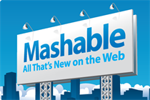 Mashable to launch in India