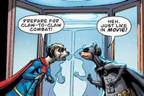 Comparethemarket.com's meerkats get their own Batman and Superman comic book