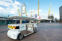 O2 and Shell bring driverless cars to Greenwich