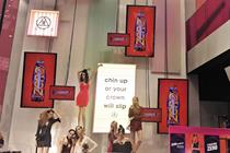 Lucozade Zero and Missguided campaign creates a buzz at Westfield Stratford