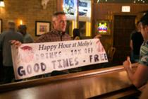 Universal Channel brings Chicago's Molly's to life for one night
