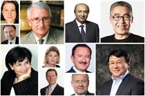 Who are WPP's board of directors?