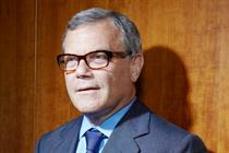 WPP revenue up 10.5% despite marketing taking 'back seat' for clients