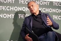 Sorrell praises Trump economy, warns about Amazon, China