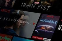 Netflix knocks Aldi off top spot in BrandIndex