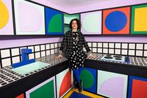 Lego collaborates with Camille Walala for House of Dots