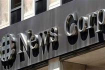 News Corp plans to launch ad network amid $200m loss