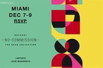 Bacardi-backed Swizz Beatz exhibition returns to Miami