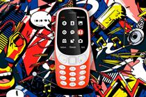 Nokia 3310 reborn in 'colourful reimagining' of classic phone