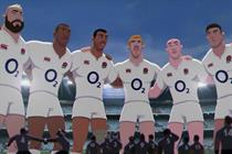 Why O2 chose animation for 'Make them giants' Rugby World Cup ad