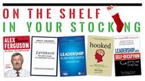 Marketing leaders pick five stocking-filler essential reads