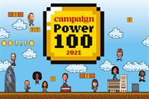 Power 100 2021: Who's on marketing's leaderboard?
