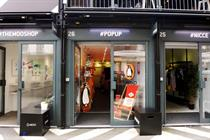 In pictures: Penguin Books heads to Shoreditch for anniversary pop-up