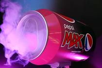In pictures: Pepsi Max 'Cherry Rooms' sensory experience