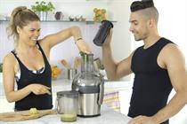 Philips launches juicer video campaign with Louis Smith