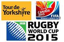 Eight sporting events for 2015