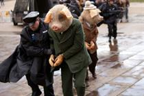Guardian's 'three little pigs' is the UK's 'most awarded film'