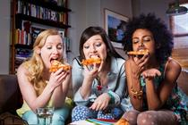 Appetite for takeaways, TV and TikTok surged during lockdown