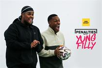 BBC Sport creates football-rivalry YouTube series with Yung Filly and Chunkz