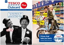 BBH and MediaCom win IPA Effectiveness Grand Prix for Tesco revival