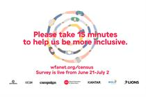 Global ad industry's first inclusion census gets under way as Cannes Lions begins