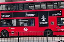 TfL to remove controversial Channel 4 'Naked Attraction' ad from its buses