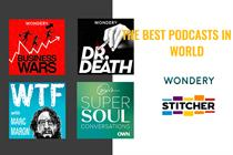 Stitcher and Wondery join forces to enter UK podcast market