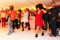 In pictures: Popchips hosts evening of fiery fun