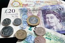 Cash overtaken by electronic payments as shoppers take to contactless