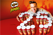 Pringles to celebrate birthday with Olly Murs gig