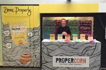 In pictures: Propercorn kicks off 2015 with Old Street pop-up