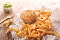 How Pukka Pies put an end to one of Britain's big debates: pie with mash or chips?