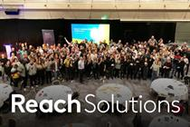 Reach wins Commercial Team of the Year in first day of Campaign Media Awards