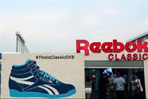 Global: Reebok Classic to activate at Dubai's RedFest