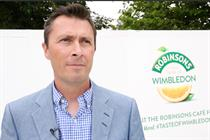 Why Wimbledon is so important for Robinsons