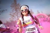 The Color Run partners with Capital as Dulux quits event