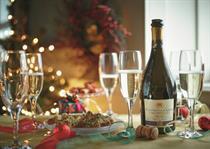 Sainsbury's to launch festive fizz bar to showcase sparkling wine