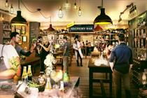 Schweppes creates alchemy experience for London Cocktail Week