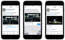 Twitter extends conversational ads to all advertisers and launches 'Instant Unlock' option