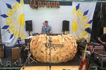 Corona SunSets launch at Dalston Roof Park