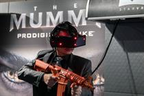 Sega to launch VR experiences in Japanese gaming centres