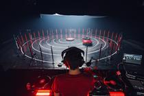 Event TV: Mazda makes music on giant vinyl record