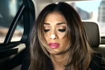 Top 10 ads of the week: Nicole Scherzinger's yoghurt-tipped nose is the most-recalled