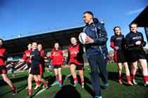 In pictures: Sky Sports champions rugby with Sky Try