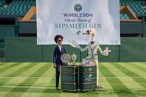 Campaign podcast: Ogilvy ECD talks Sipsmith's Mr Swan's Wimbledon Centre Court appearance