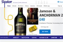 Pernod Ricard unveils online drinks store to target UK's 'digitally savvy' consumers