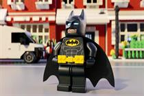 Sky and Warner team up on Lego Batman-themed broadband spot