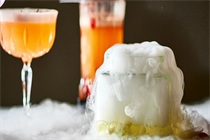 Smith & Sinclair partners with Sanderson Hotel for sensory cocktail pop-up